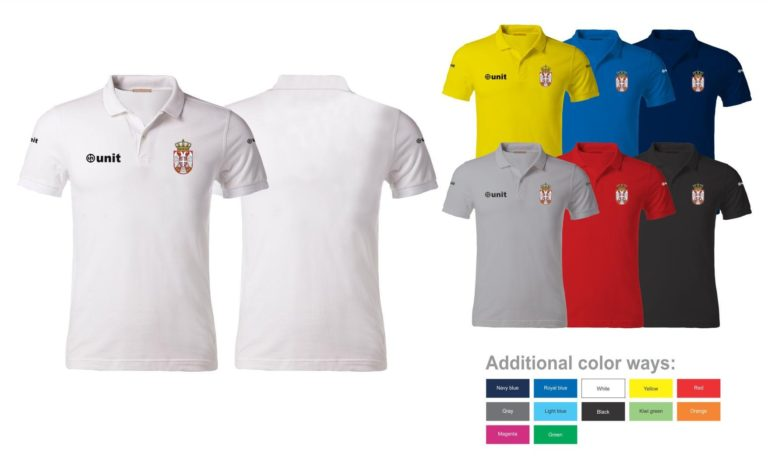 Unit polo majica / polo shirt