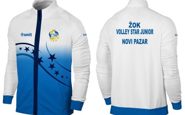 Trenerka Volleystar Junior