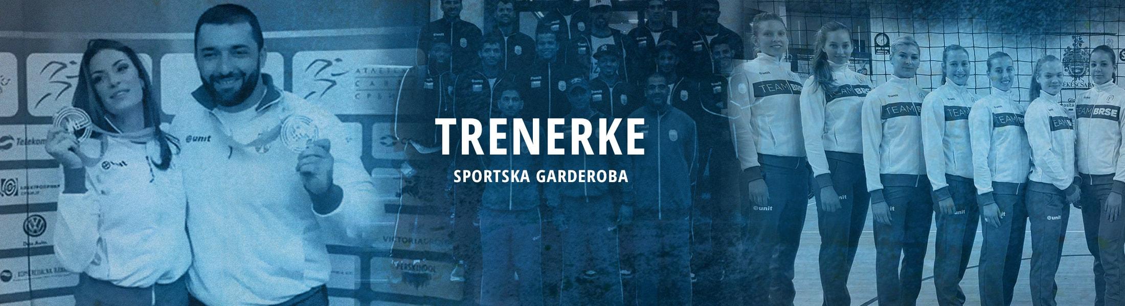 Sportska garderoba - Trenerke