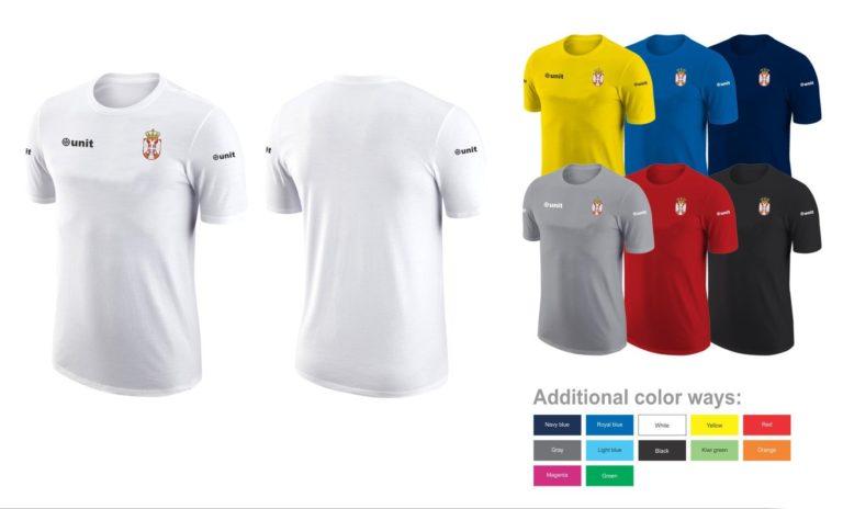 Unit majica t-shirt