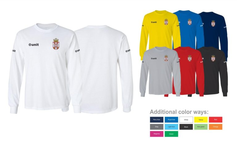 Unit majica dugih rukava / long sleeve shirt