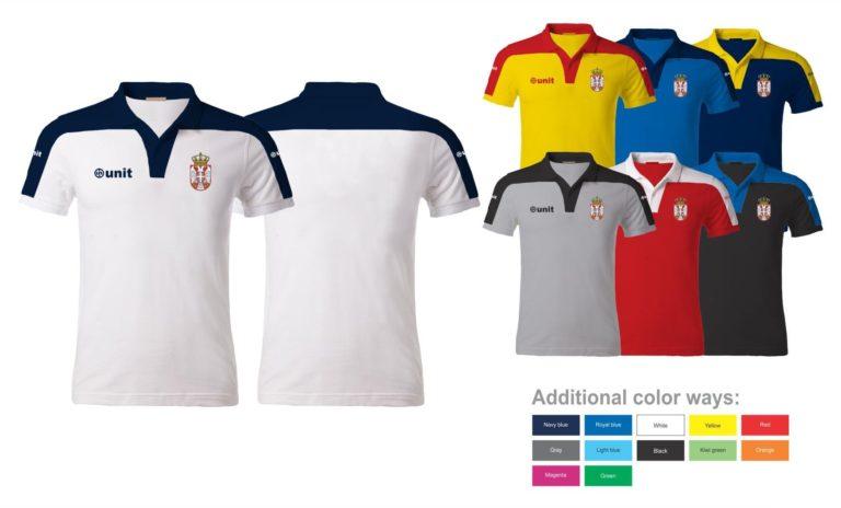 Unit polo majica / polo shirt